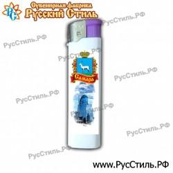 """Тарелка деревянная Большая """"Грязи_01"""""""