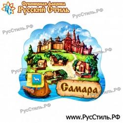 """Магнит """"Обоянь Полистоун фигурный_01"""""""