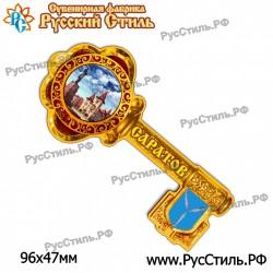 """Магнит """"Рязань Полистоун фигурный_05"""""""