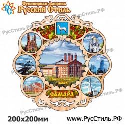 """Магнит """"Орел Полистоун фигурный_16"""""""