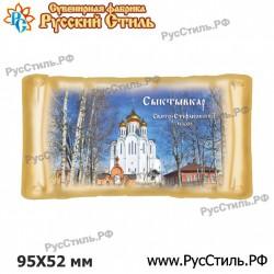 """Магнит """"Пенза 2-х ур._04"""""""