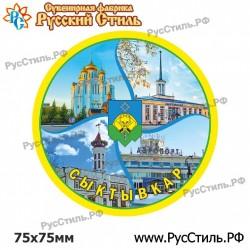 """Магнит """"Пенза Акрил_02"""""""