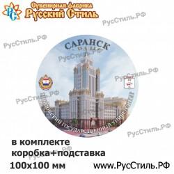 """Магнит """"Владимир 2-х ур._04"""""""