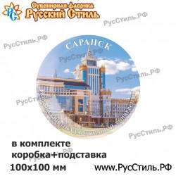 """Магнит """"Владимир 2-х ур._06"""""""