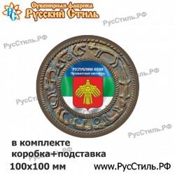 """Магнит """"Владимир Полистоун фигурный_01"""""""