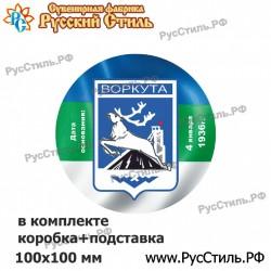 """Магнит """"Владимир Полистоун фигурный_15"""""""