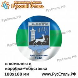 """Магнит """"Владимир Полистоун фигурный_16"""""""
