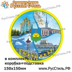 """Магнит """"Екатеринбург 2-х ур._02"""""""