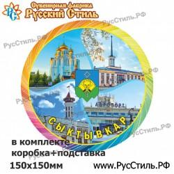 """Магнит """"Екатеринбург 2-х ур._04"""""""