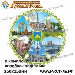"""Магнит """"Екатеринбург 2-х ур._05"""""""