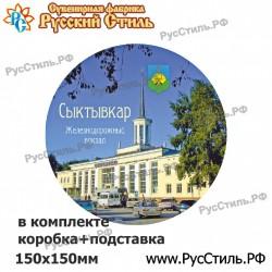 """Магнит """"Екатеринбург 2-х ур._11"""""""