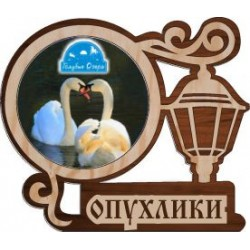"""Магнит """"Асбест Полистоун фигурный_16"""""""