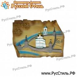"""Магнит """"Козельск Полистоун объем._29"""""""