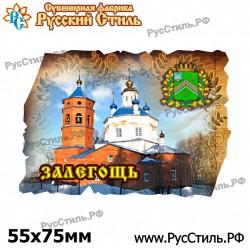 """Магнит """"Санкт-Петербург Рубль большой_01"""""""