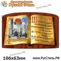 "Магнит ""Брянск 2-х ур._17"""