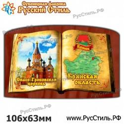 "Магнит ""Брянск 2-х ур._19"""