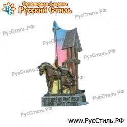 """Магнит """"Псков Полистоун фигурный_16"""""""