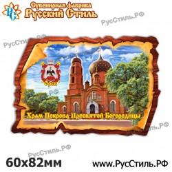 "Магнит ""Борисоглебск 2-х ур._08"""