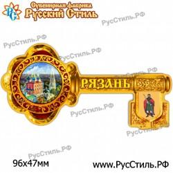 """Магнит """"Мичуринск Полистоун фигурный_06"""""""