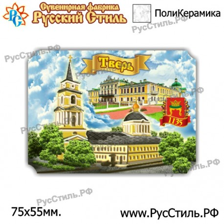 "Тарелка 100 ""!Тверь _05"""