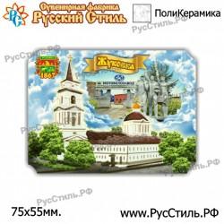 "Тарелка 100 ""Выкса _03"""