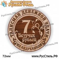 """Тарелка 125 """"Великие Луки _02"""""""