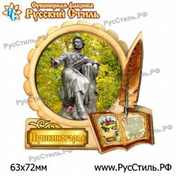 """Магнит """"Кирово-чепецк Марка_09"""""""