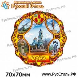 """Тарелка 180 """"Псков_04"""""""