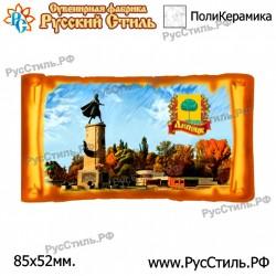 "Тарелка 100 ""Новосибирск_15"""