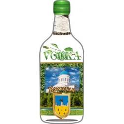 """Тарелка 100 """"Мурманск_10"""""""