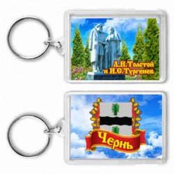 """Магнит """"Воронеж 2-х ур. металлик-картина_04"""""""