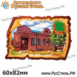 "Магнит ""Ржев 2-х ур.05"""