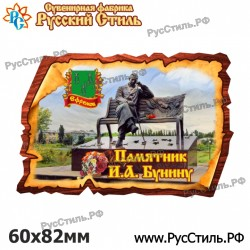 "Магнит ""Ржев 2-х ур.06"""