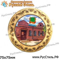 "Магнит ""Ржев Береста_09"""