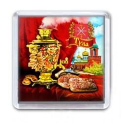 """Тарелка керамическая 150 """"Ржев_02"""""""