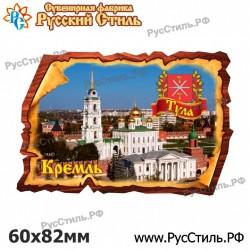 """Календарь деревянный малый """"Смоленск_01"""""""