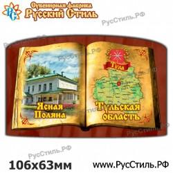 """Магнит """"Вязьма АвтоНомер"""""""