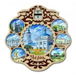 "Магнит ""Псков 2-х ур._01"""