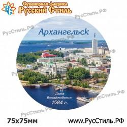 """Магнит """" Вятский посад 2-х ур._6"""""""