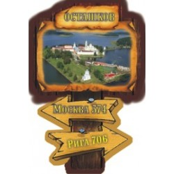 "Магнит ""Воронеж Акрил_10"""