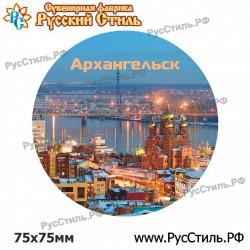 """Магнит """" Вятский посад 2-х ур._7"""""""