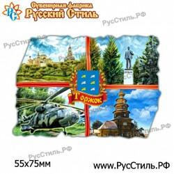 "Магнит ""Брянск 2-х ур._08"""