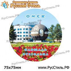 "Магнит ""Жуковка Береста_01"""