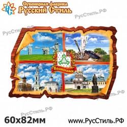 "Магнит ""Тула АвтоНомер_01"""