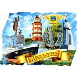 """Магнит """"Алексин  Акрил_04"""""""