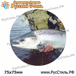 "Магнит ""Алексин Береста_02"""