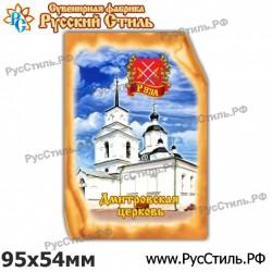 """Магнит """"Донской Рубль большой_01"""""""