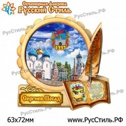 """Магнит """"Ефремов АвтоНомер_01"""""""