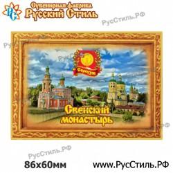 """Магнит """"Новомосковск  Акрил_14"""""""