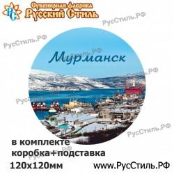 """Магнит """"Узловая Рубль большой_01"""""""